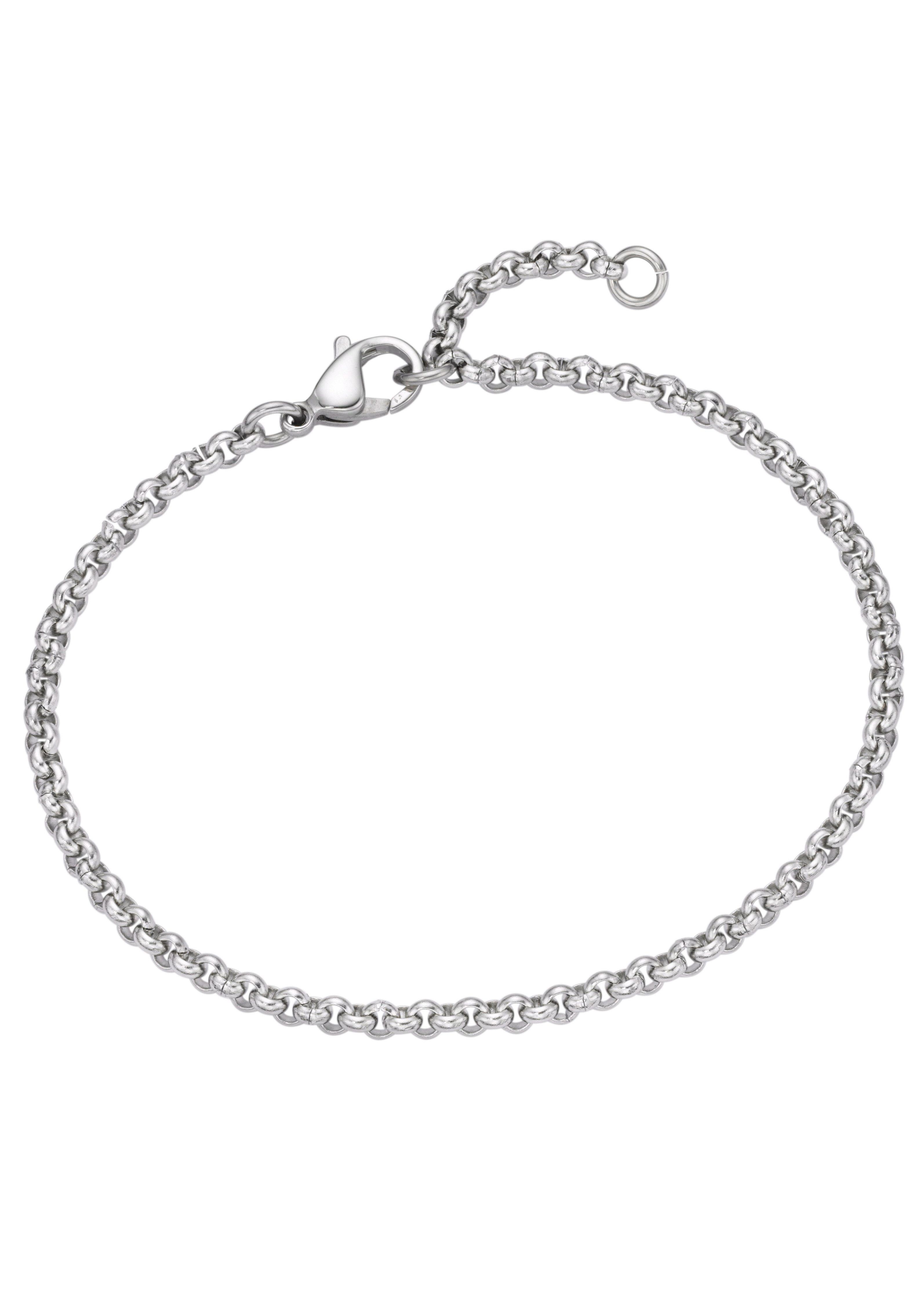 firetti Armschmuck: Armband in Erbskettengliederung