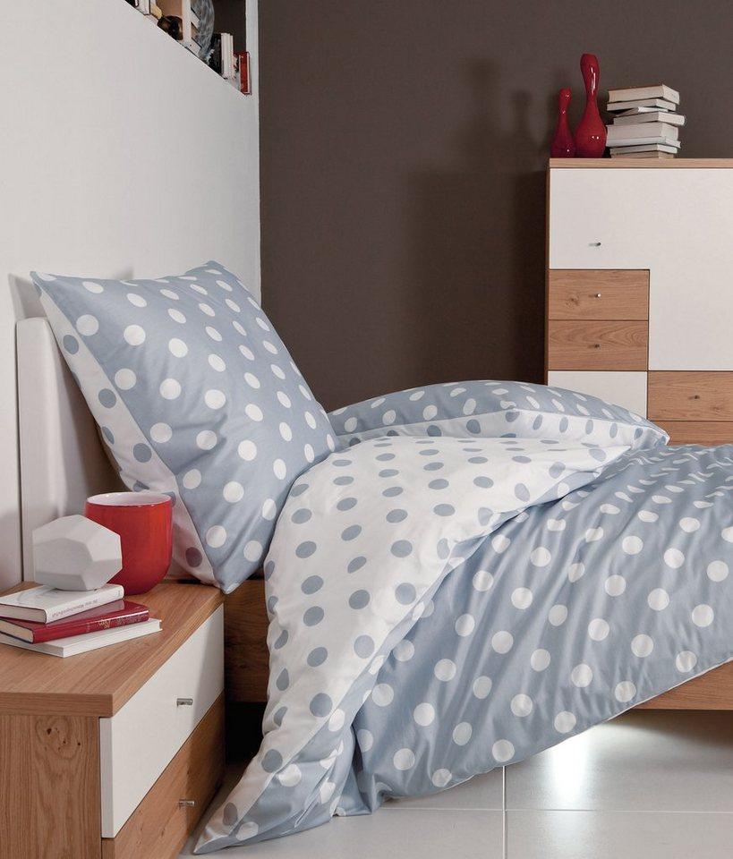 bettw sche janine punkte im wendedesign otto. Black Bedroom Furniture Sets. Home Design Ideas