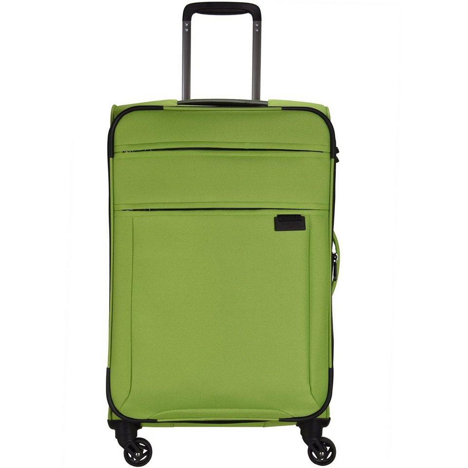Hardware Take off 4-Rollen Trolley M 65 cm in green apple - black