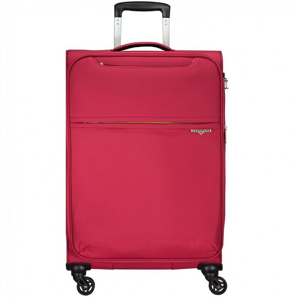 Hardware XLight 4-Rollen Trolley M 69 cm in pink