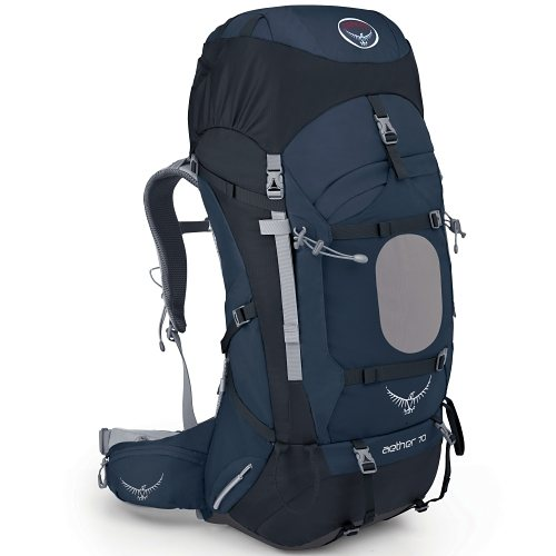 Osprey Rucksäcke »Aether 70 LG« in midnight blue