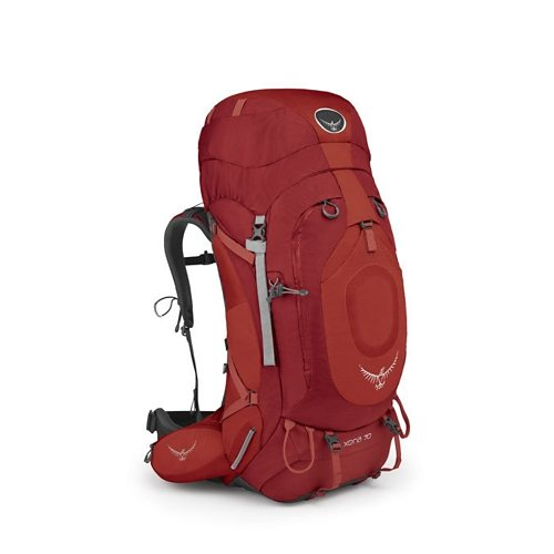 Osprey Rucksäcke »Xena 70 WS« in ruby red