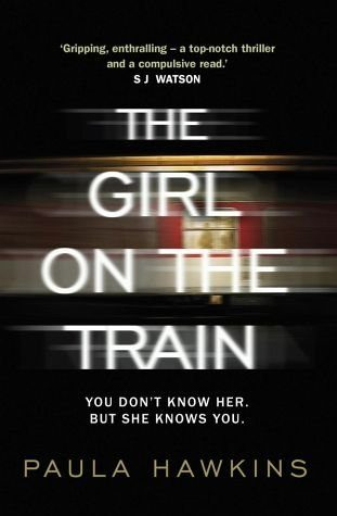 Broschiertes Buch »The Girl on the Train«