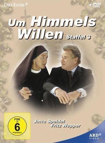 DVD »Um Himmels Willen - Staffel 3«