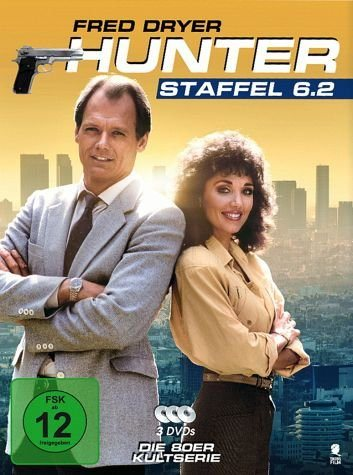 DVD »Hunter - Staffel 6.2 (3 Discs)«