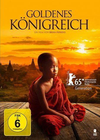 DVD »Goldenes Königreich«
