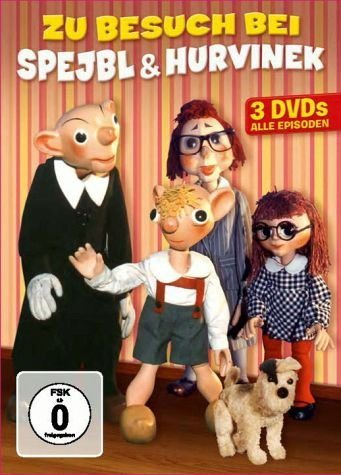 DVD »Zu Besuch bei Spejbl & Hurvínek (3 Discs)«