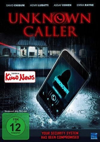 DVD »Unknown Caller«