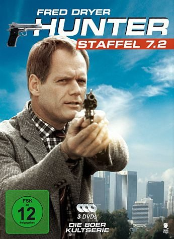 DVD »Hunter - Staffel 7.2 (3 Discs)«