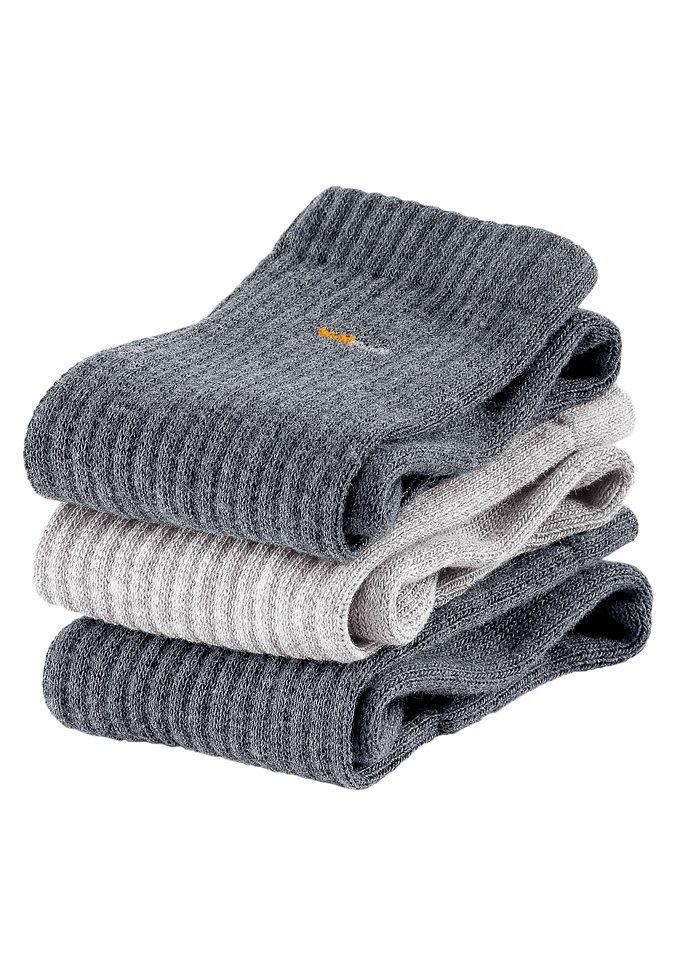 Socken (6 Paar) in grau
