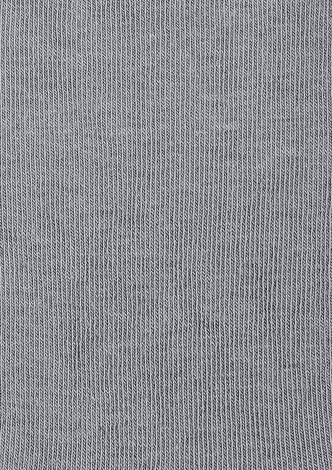 Socken (2 Paar) in hellgrau