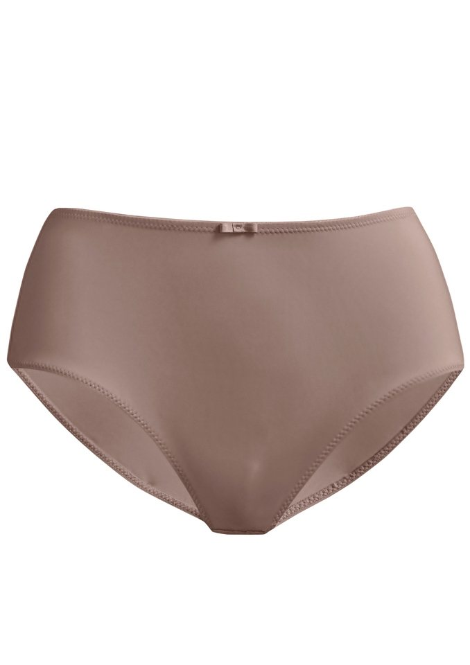 Miederslip in taupe