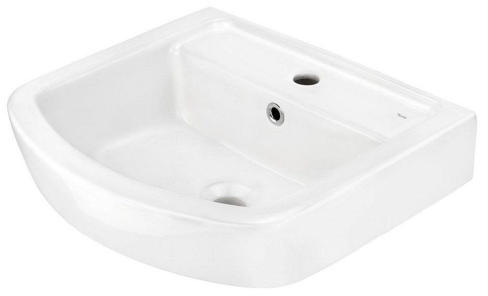 cornat keramik waschtisch waschbecken ondo breite 50 cm online kaufen otto. Black Bedroom Furniture Sets. Home Design Ideas