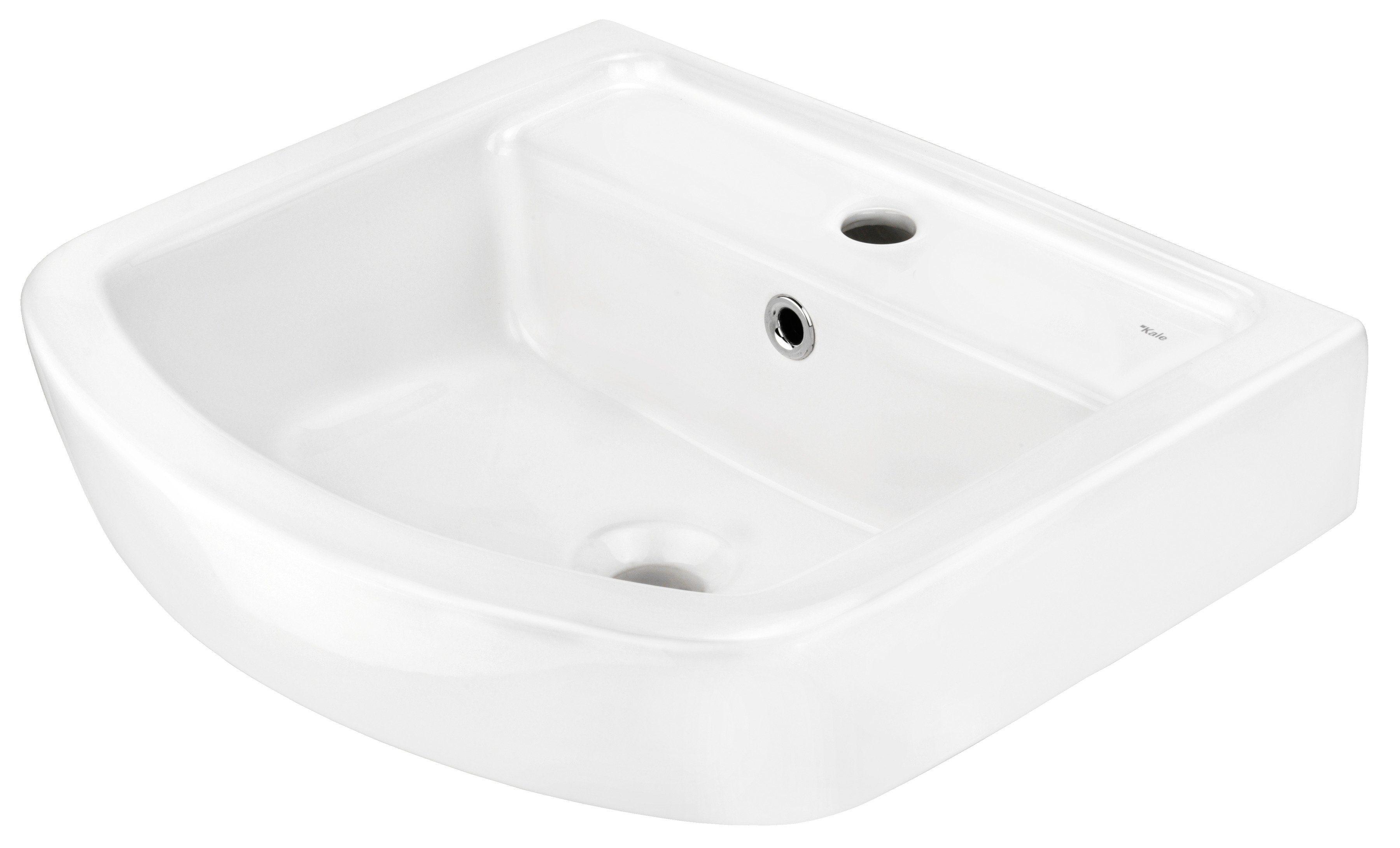Cornat Keramik Waschtisch / Waschbecken »Ondo«, Breite 50 cm