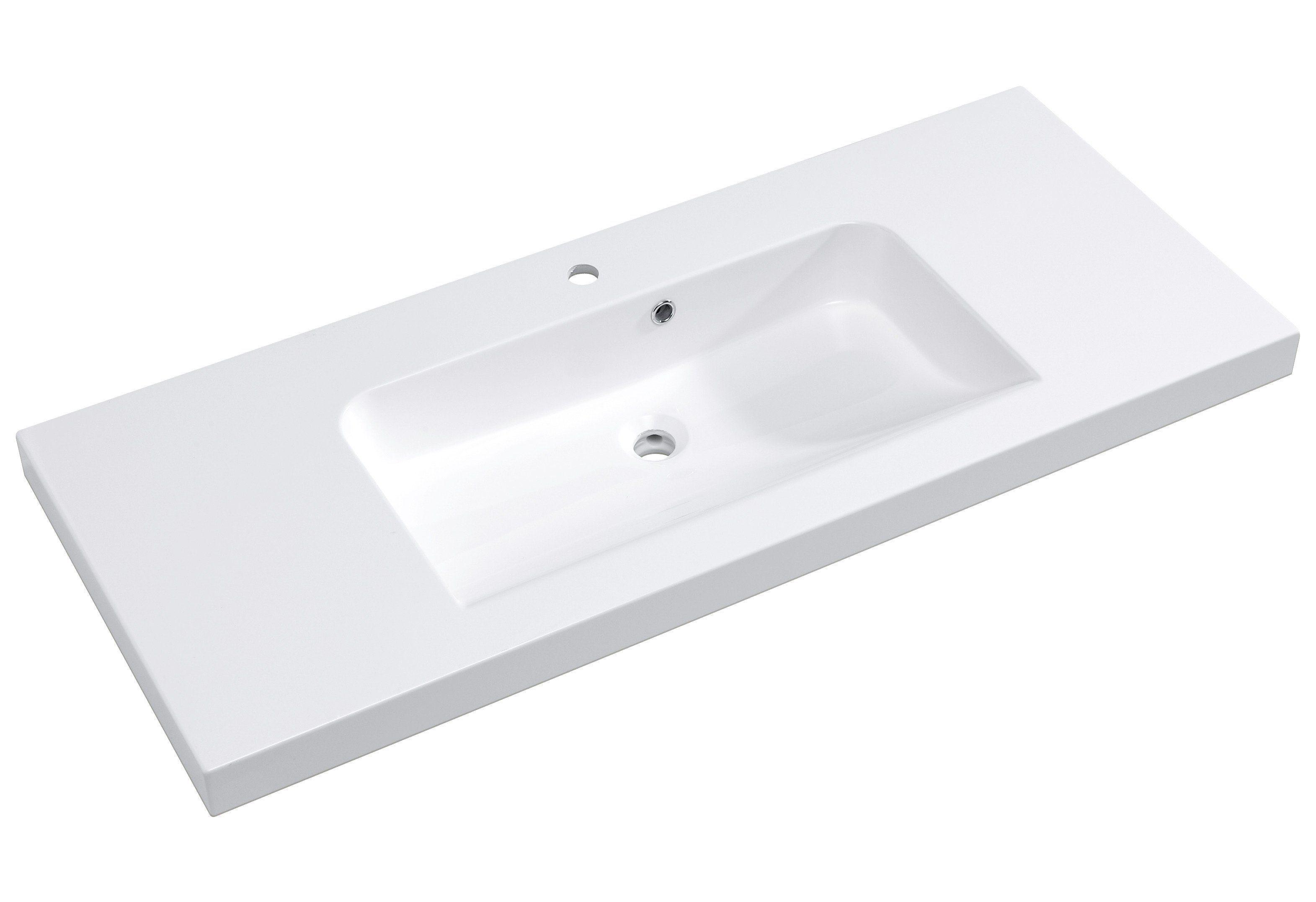 PELIPAL Waschbecken »Balto«, Breite 120 cm