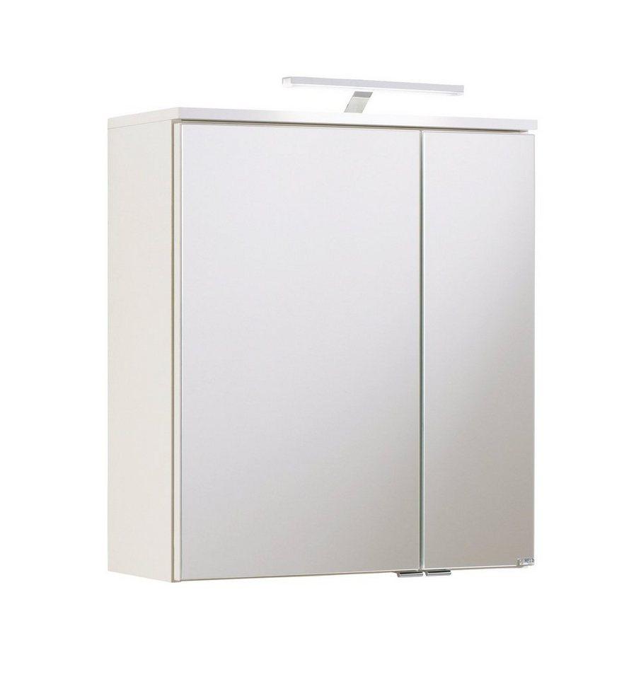 Spiegelschrank »Move« Breite 60 cm, mit LED-Beleuchtung in weiß