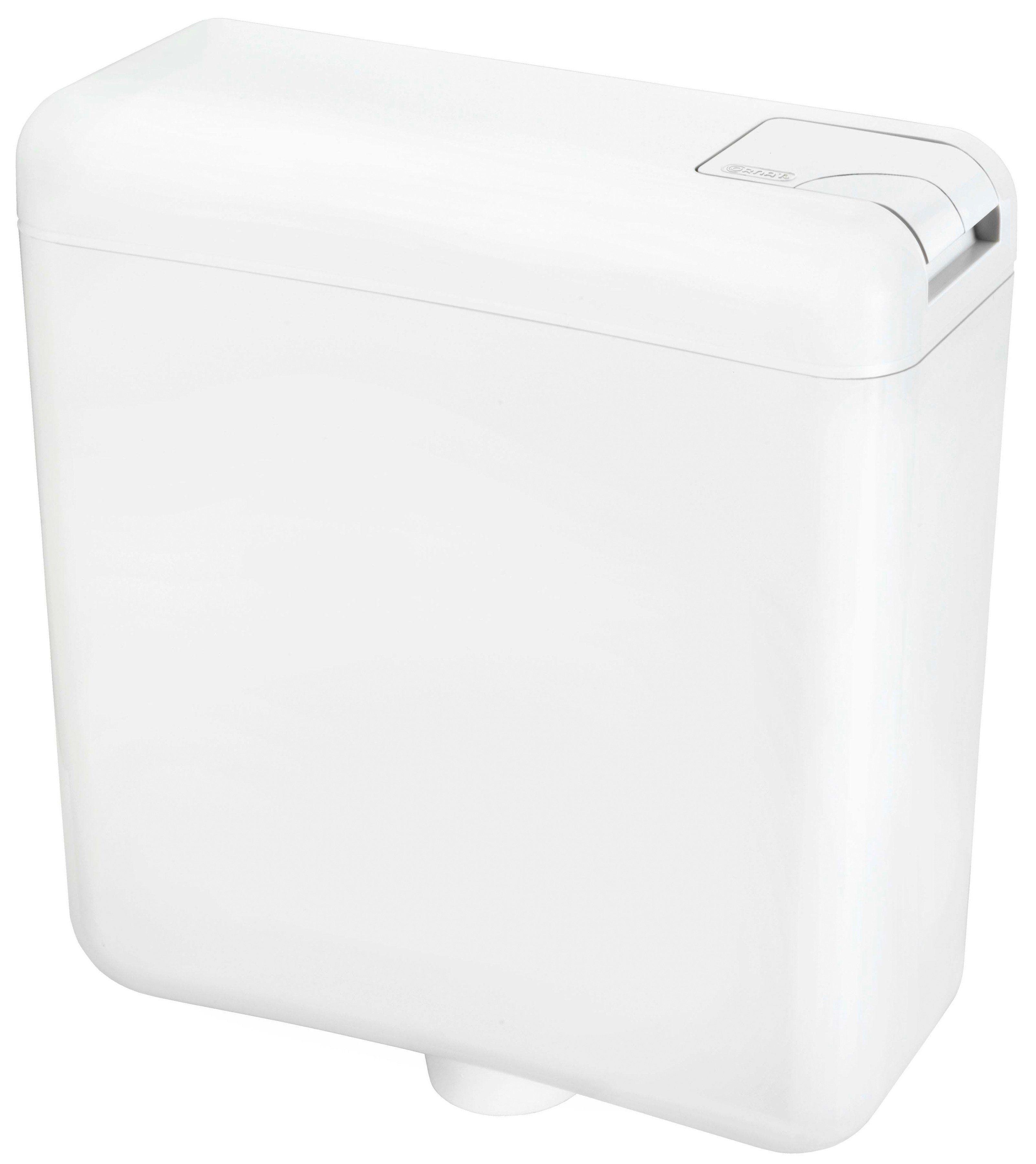 Cornat WC-Spülkasten, weiß