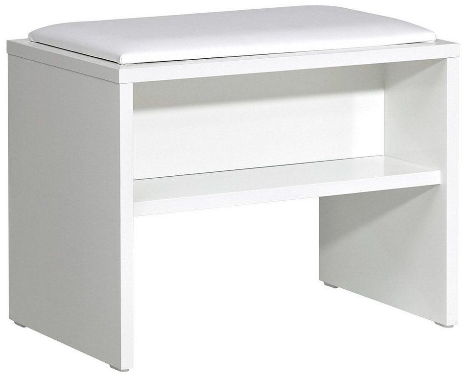 Unterschrank »Solitaire 6005« 60 cm in weiß