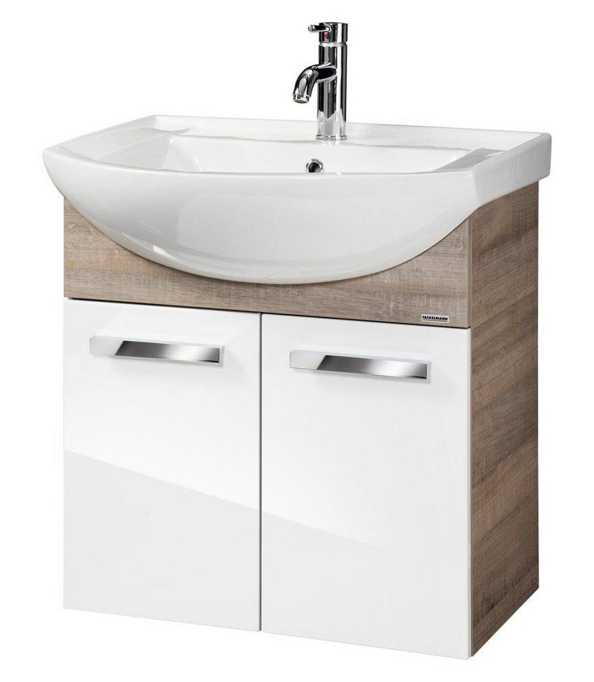 Waschtisch a vero breite 65 cm 2 tlg kaufen otto for Badezimmer 65 cm breite
