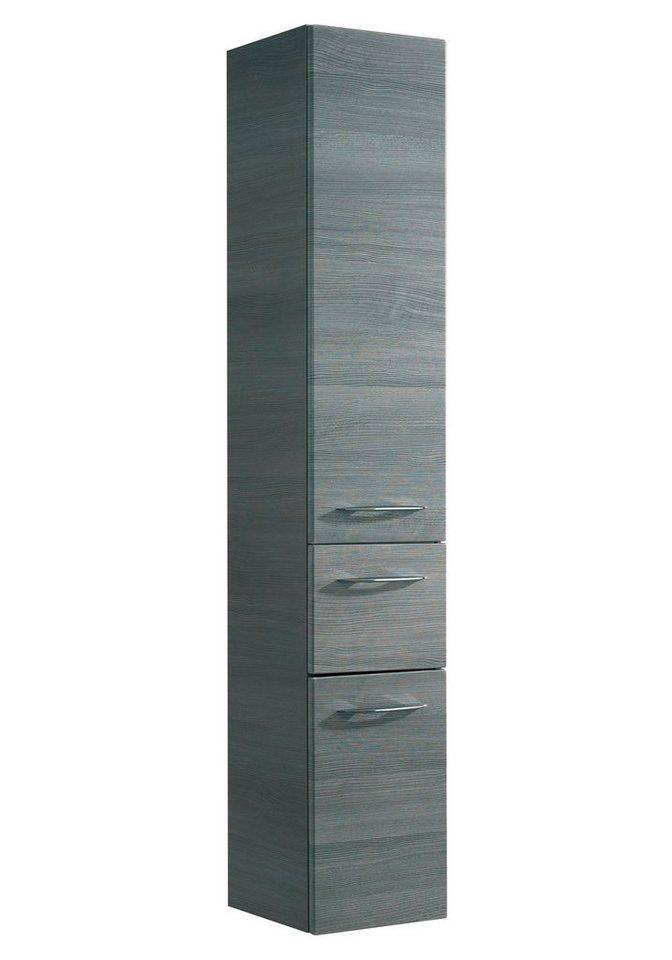 Hochschrank »Cassca«, Breite 30 cm in graphitfarben