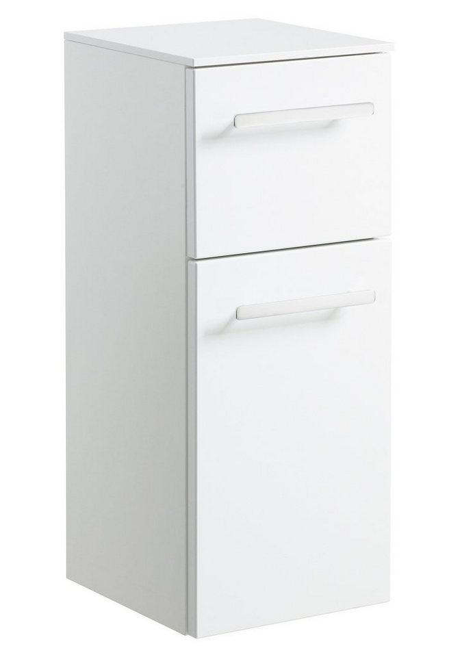 Pelipal Unterschrank »Contea«, Breite 31 cm in weiß