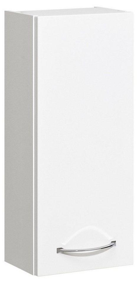 Hängeschrank »Solitaire 6005« 30 cm in weiß