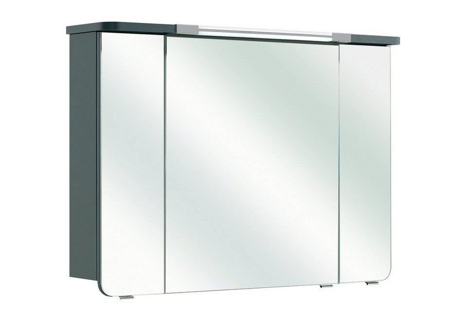Spiegelschrank »Cassca«, Breite 102 cm in anthrazit