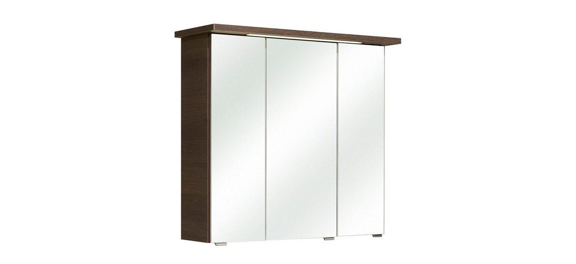 Spiegelschrank »Mara« Breite 75 cm, mit Beleuchtung