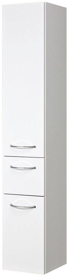 PELIPAL Hochschrank »Solitaire 6005«, Breite 30 cm in weiß