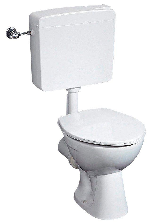 Cornat Komplett-Set: Stand WC