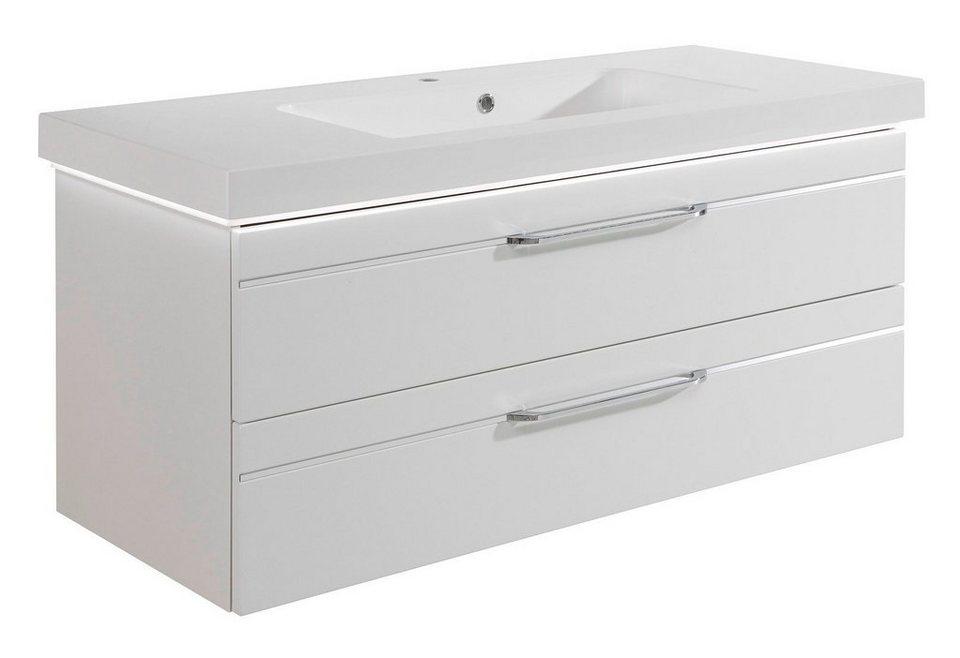 Unterschrank »Balto«, Breite 119 cm in weiß