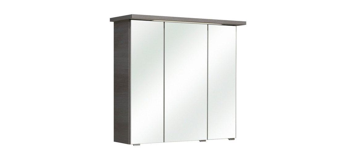 Spiegelschrank »Alika« Breite 75 cm, mit Beleuchtung