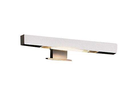 LED-Aufbauleuchte »Oliver« 30 cm in silberfarben