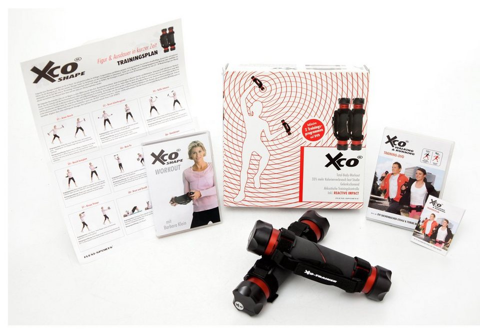 Joka Fit XCO® WALKING & RUNNING