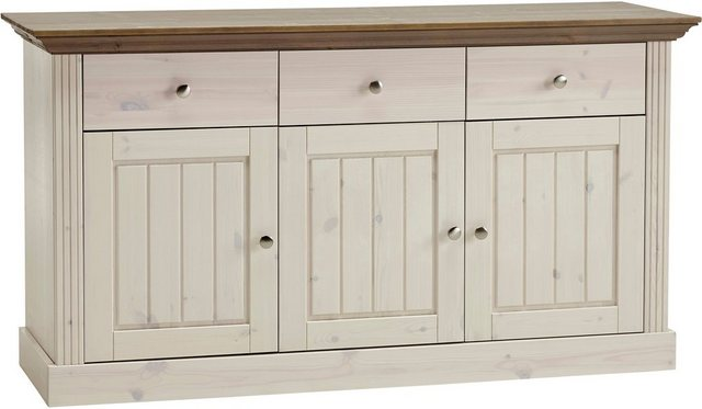 Sideboards und Kommoden - Home affaire Sideboard »Skanderborg«, Breite 145 cm  - Onlineshop OTTO