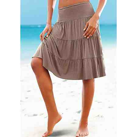 Strandbekleidung: Strandröcke