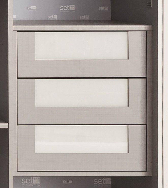 set one by musterring schubkasteneinsatz pasadena online kaufen otto. Black Bedroom Furniture Sets. Home Design Ideas