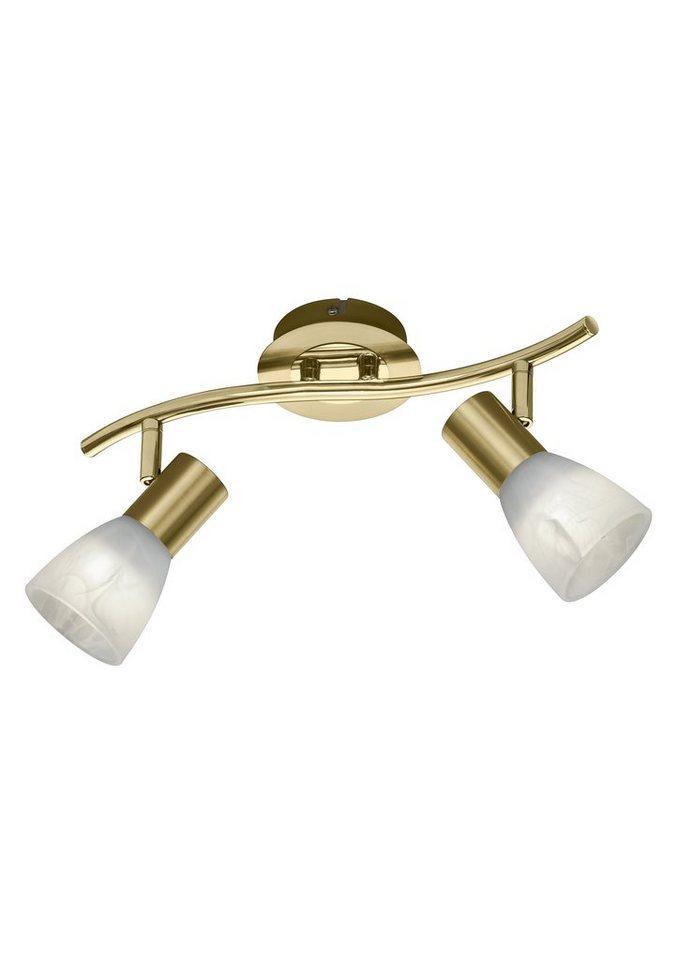 trio leuchten led deckenstrahler levisto 2 flammig online kaufen otto. Black Bedroom Furniture Sets. Home Design Ideas