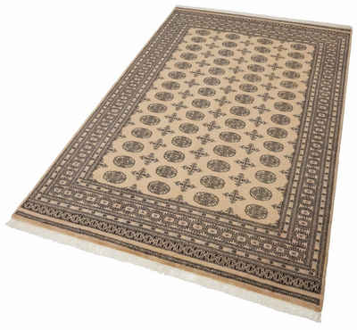 Orient-Teppich, Parwis, »Pakistan Omara Royal«, 225 000 Knoten/m², handgeknüpft, Unikat Sale Angebote