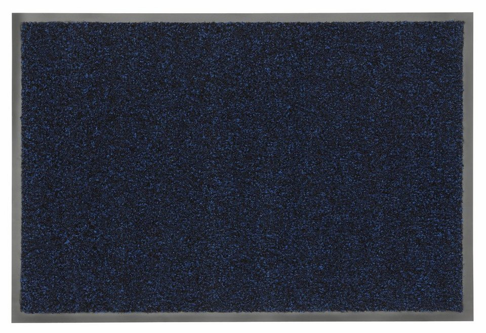 Fußmatte »Green&Clean«, Hanse Home, rechteckig, Höhe 8 mm in blau