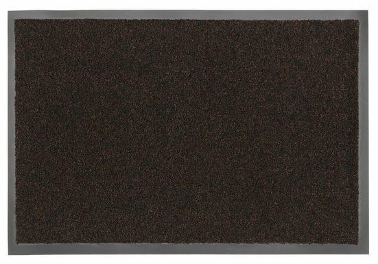 Fußmatte »Green&Clean«, HANSE Home, rechteckig, Höhe 8 mm, rechteckig