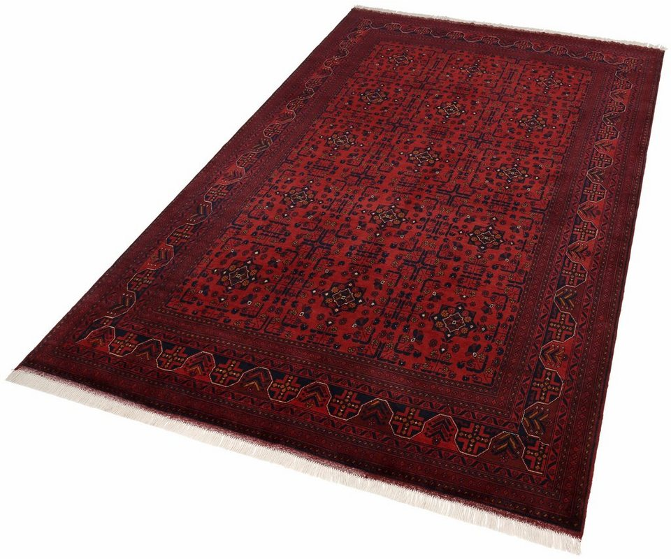 orient teppich parwis afghan khal mohammadi handgekn pft knoten m unikat online. Black Bedroom Furniture Sets. Home Design Ideas