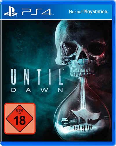 Until Dawn PlayStation 4 Sale Angebote Schwarzheide