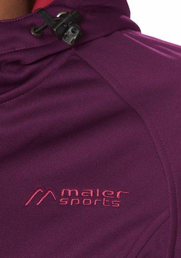 Maier Sports Softshelljacke