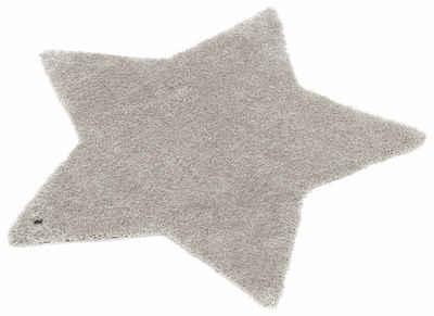 kinder teppich tom tailor soft stern hochflor hhe 35