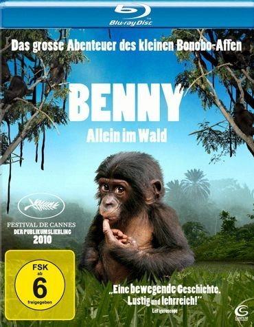 Blu-ray »Benny - Allein im Wald«
