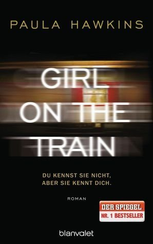 Broschiertes Buch »Girl on the Train«