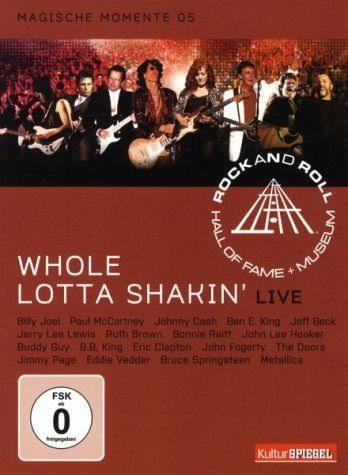DVD »Rrhof-Whole Lotta Shakin'«