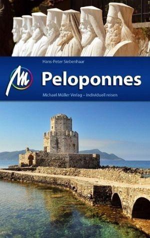 Broschiertes Buch »Peloponnes«