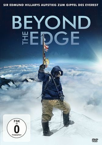 DVD »Beyond the Edge - Sir Edmund Hillarys Aufstieg...«